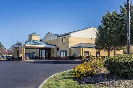 Quality Inn - Perrysburg - Rakennus