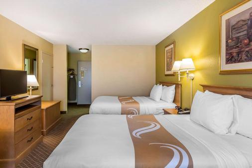 Quality Inn - Perrysburg - Makuuhuone