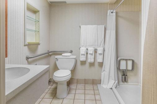 Quality Inn - Perrysburg - Kylpyhuone