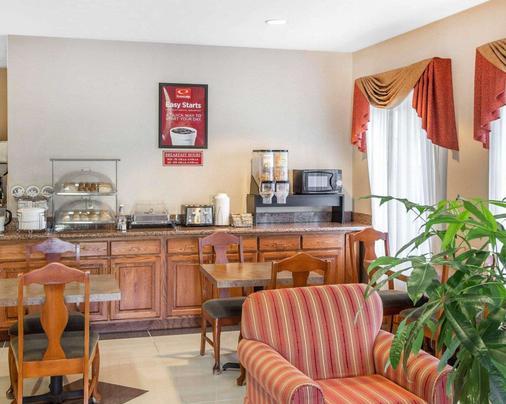 Econo Lodge - Brunswick - Buffet