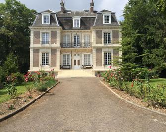 Château d'Avesnes - Le Castelet - Bezancourt - Building