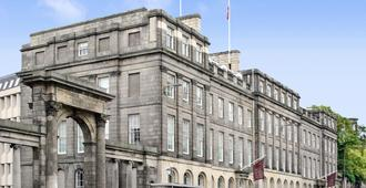 Apex Waterloo Place Hotel - Edinburg - Gebouw