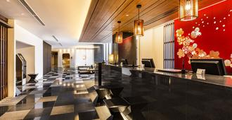 Hotel Hanshin Annex Osaka - Osaka - Front desk