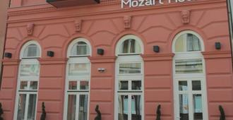 Mozart Hotel - Szeged - Bâtiment