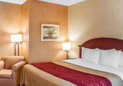 Comfort Inn Near Walden Galleria Mall - Cheektowaga - Makuuhuone