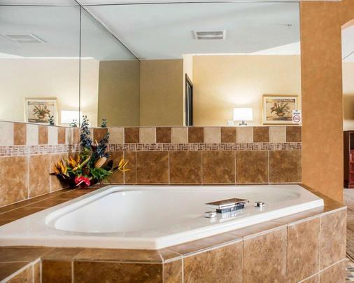 Comfort Inn Near Walden Galleria Mall - Cheektowaga - Kylpyhuone