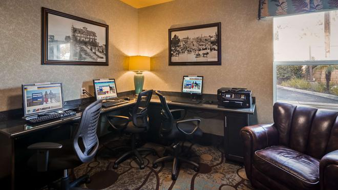 Best Western PLUS Oceanside Palms - Oceanside - Business centre