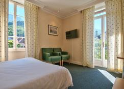 Hotel Du Lac - Annecy - Bedroom