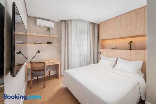 Address Faria Lima by Intercity - Sao Paulo - Bedroom