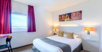 Comfort Hotel Expo Colmar - Κολμάρ - Κρεβατοκάμαρα