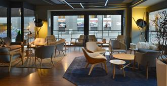 Courtyard by Marriott Brussels EU - Brussels - Lounge