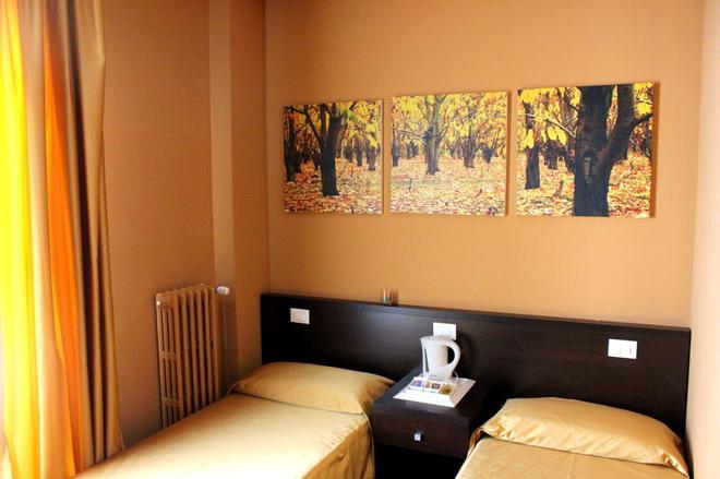 B&B Fanzago - Bergamo - Makuuhuone