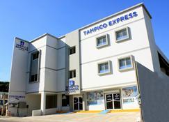 هوتل تامبيكو إكسبرس - سيوداد ماديرو - مبنى