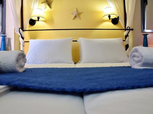 金海灣國際酒店 - 馬利亞 - 瑪麗亞 - 臥室
