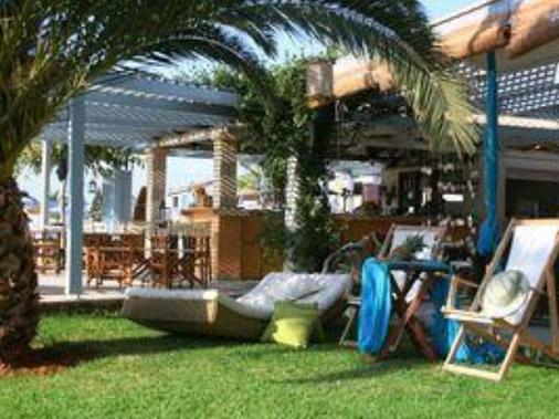 Golden Bay Hotel Apartments - Mália - Patio