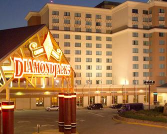 Diamondjacks Casino & Hotel - Bossier City - Building