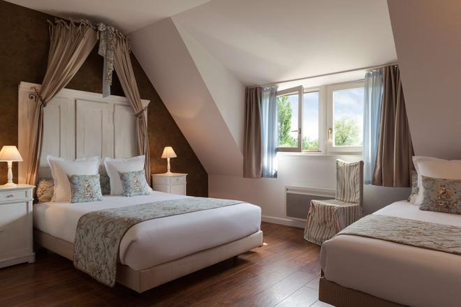 Le Verger des Châteaux, The Originals Relais (Inter-Hotel) - Dieffenthal - Bedroom