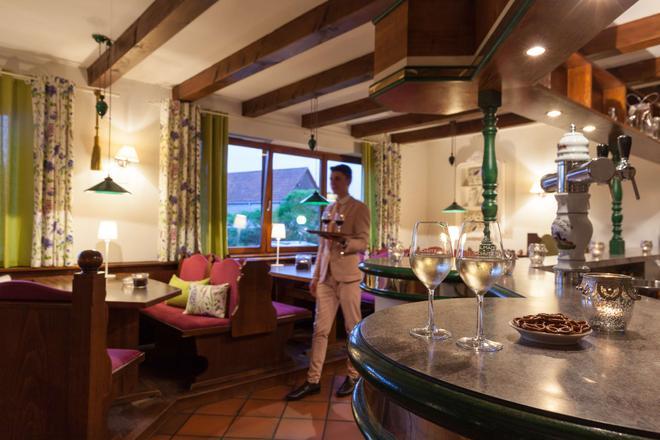 Le Verger des Châteaux, The Originals Relais (Inter-Hotel) - Dieffenthal - Bar