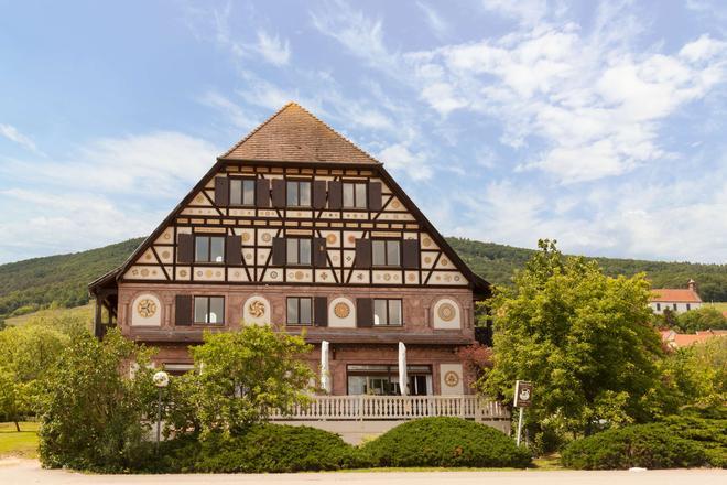 Le Verger des Châteaux, The Originals Relais (Inter-Hotel) - Dieffenthal - Building