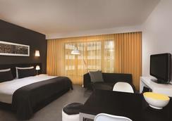 Adina Apartment Hotel Berlin Hackescher Markt - Берлин - Спальня