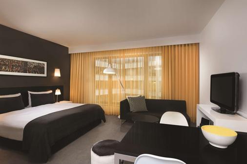 Adina Apartment Hotel Berlin Hackescher Markt - Berlin - Bedroom