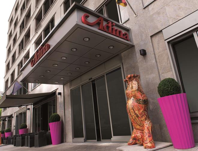Adina Apartment Hotel Berlin Hackescher Markt - Берлин - Здание