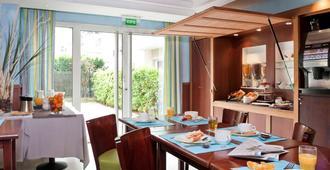 Aparthotel Adagio Paris Buttes-Chaumont - פריז - מסעדה