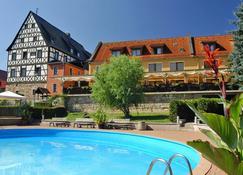 Landhotel Edelhof - Rudolstadt - Pool