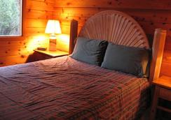 Ponderosa Lodge - Estes Park - Bedroom