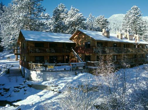 Ponderosa Lodge - Estes Park - Building