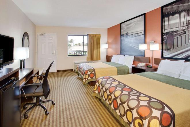 Super 8 by Wyndham Orlando International Drive - Orlando - Phòng ngủ