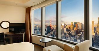 Park Hotel Tokyo - Tokio - Makuuhuone