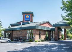 Comfort Inn & Suites - Spokane - Building