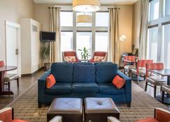 凱富套房酒店 - 斯坡坎谷 - 斯波坎 - 客廳
