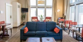 Comfort Inn & Suites - Spokane - Sala de estar