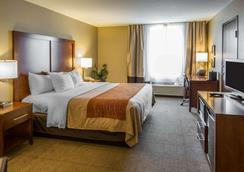 凱富套房酒店 - 斯坡坎谷 - 斯波坎 - 臥室
