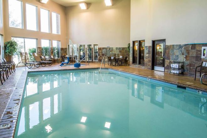 凱富套房酒店 - 斯坡坎谷 - 斯波坎 - 游泳池