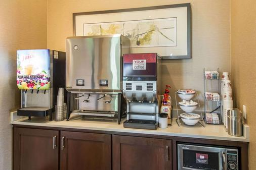 Comfort Inn & Suites - Spokane - Buffet
