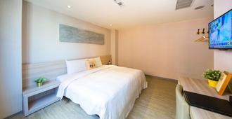 Unique Hotel - Smile 73 Hotel - Taichung - Camera da letto