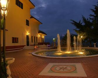 Kristall Palace Hotel - Atena Lucana - Pool