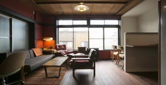 Yawp! Backpackers - Hostel - Tokyo - Living room