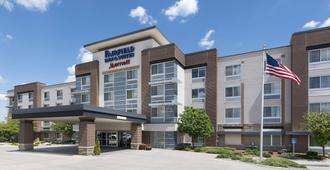Fairfield Inn and Suites by Marriott Omaha Downtown - Omaha - Edificio