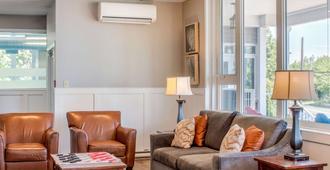 Comfort Inn - Halifax - Sala de estar