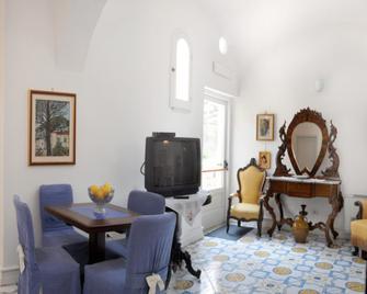 Hotel Toro - Ravello - Dining room