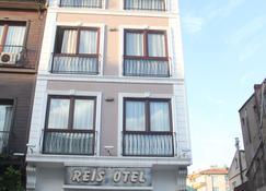 Reis Hotel - Синоп - Будівля