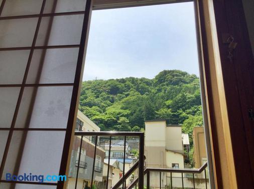 Guesthouse Azito - Hakone - Balcony
