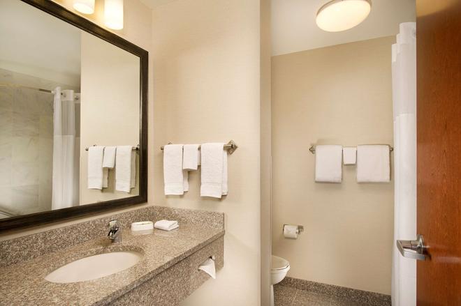 喬治亞瓦爾多斯塔酒店及套房 - 瓦多斯塔 - 瓦爾多斯塔 - 浴室