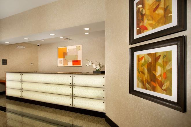 喬治亞瓦爾多斯塔酒店及套房 - 瓦多斯塔 - 瓦爾多斯塔 - 櫃檯
