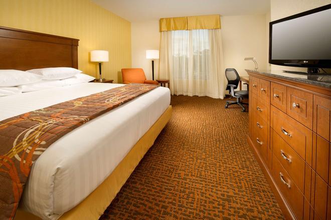 喬治亞瓦爾多斯塔酒店及套房 - 瓦多斯塔 - 瓦爾多斯塔 - 臥室