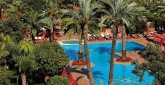 Sofitel Marrakech Lounge And Spa - מרקש - בריכה